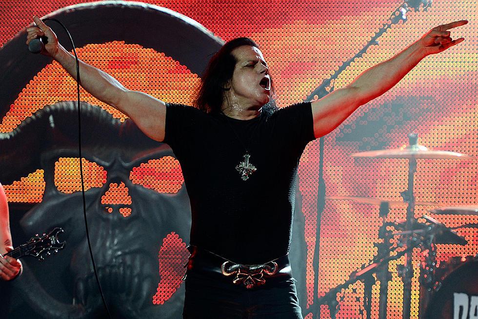 Glenn Danzig Inks Deal to Create Film Based on His Comic Books