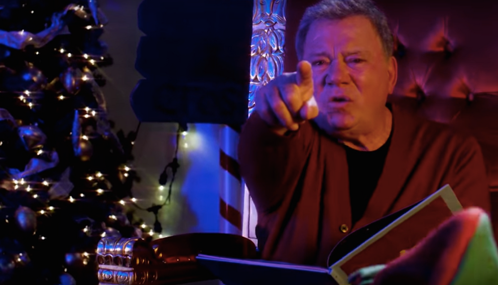 William Shatner, Rudolph the Red-Nosed Reindeer