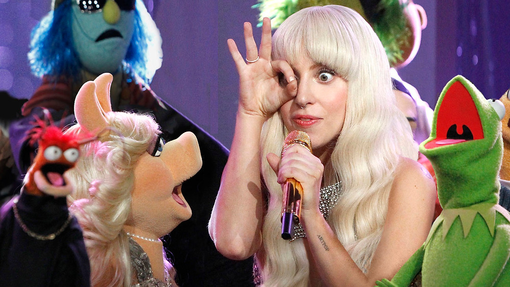 Lady Gaga, Muppet Lover