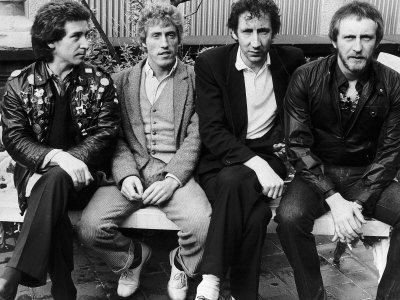 The Who with Kenney Jones