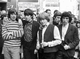 """Can't Give It Away"" Author Christopher McKittrick on The Rolling Stones, NYC, and Mar"