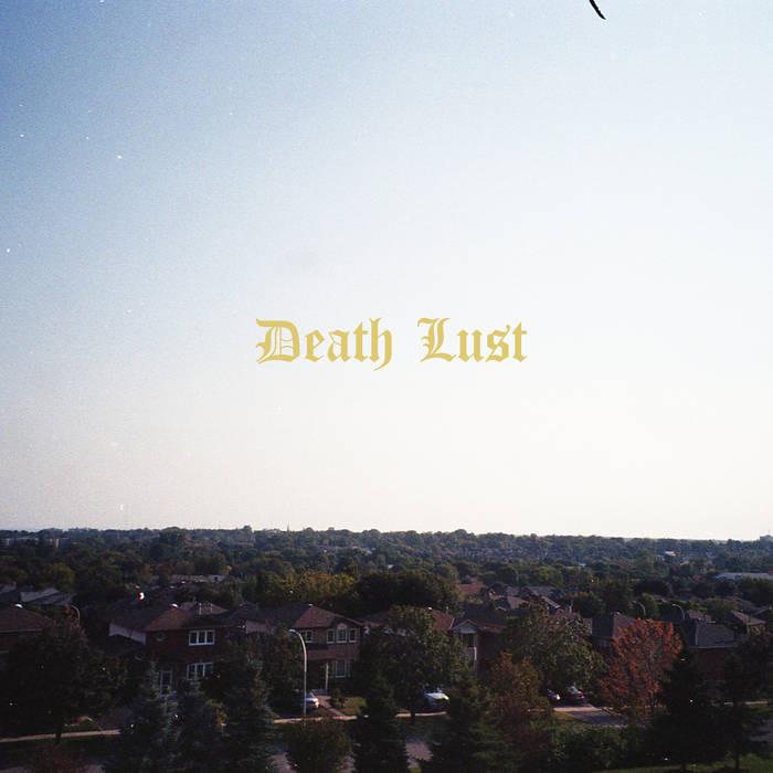 Chastity's debut LP, Death Lust.
