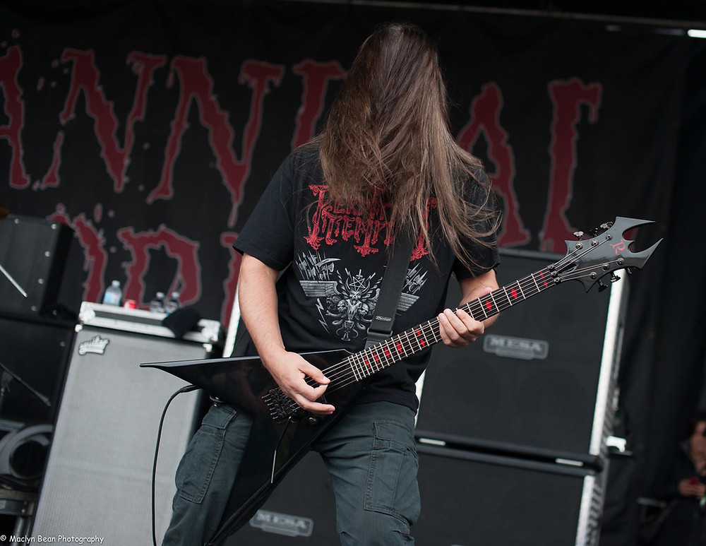Pat O'Brien, Cannibal Corpse