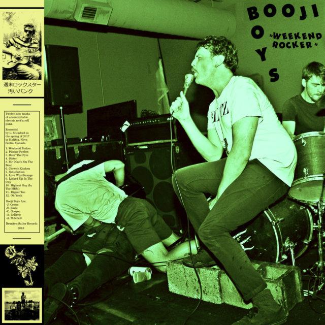 Booji Boys, Weekend Rocker