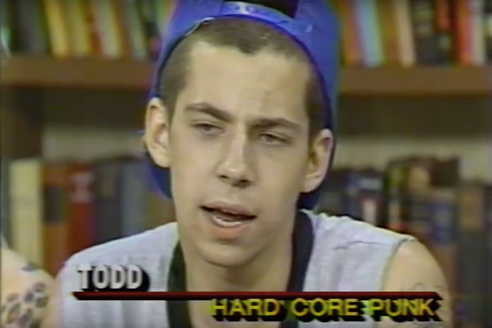 Todd Youth