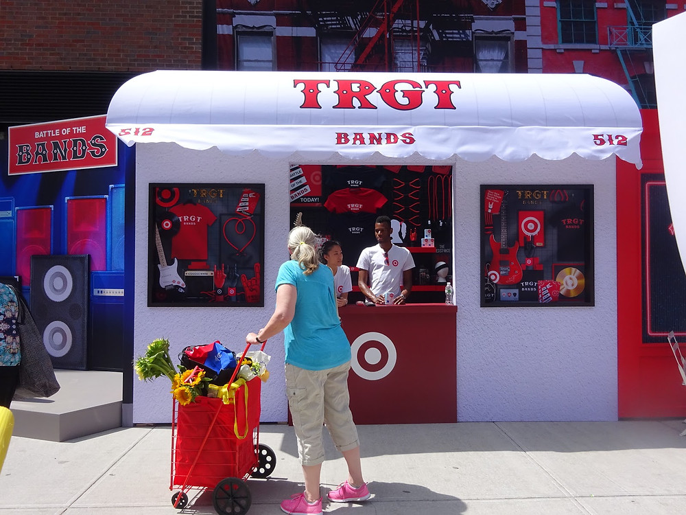 TRGT, Target Apologizes for Tone Deaf CBGB Stunt