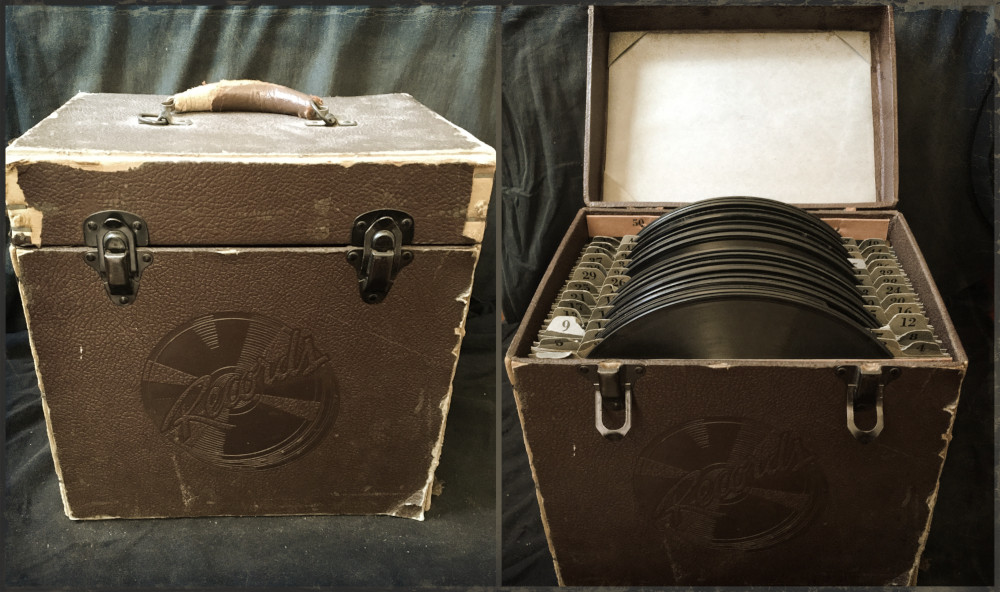 Welcome to the World of 78s