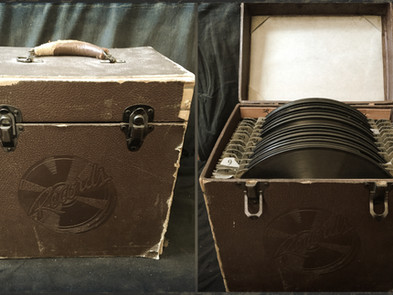 Scratches, Static, and Preservation: Welcome to the World of 78s!