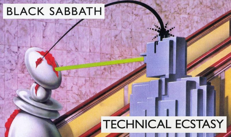 Bad Albums: Black Sabbath, Technical Ecstacy