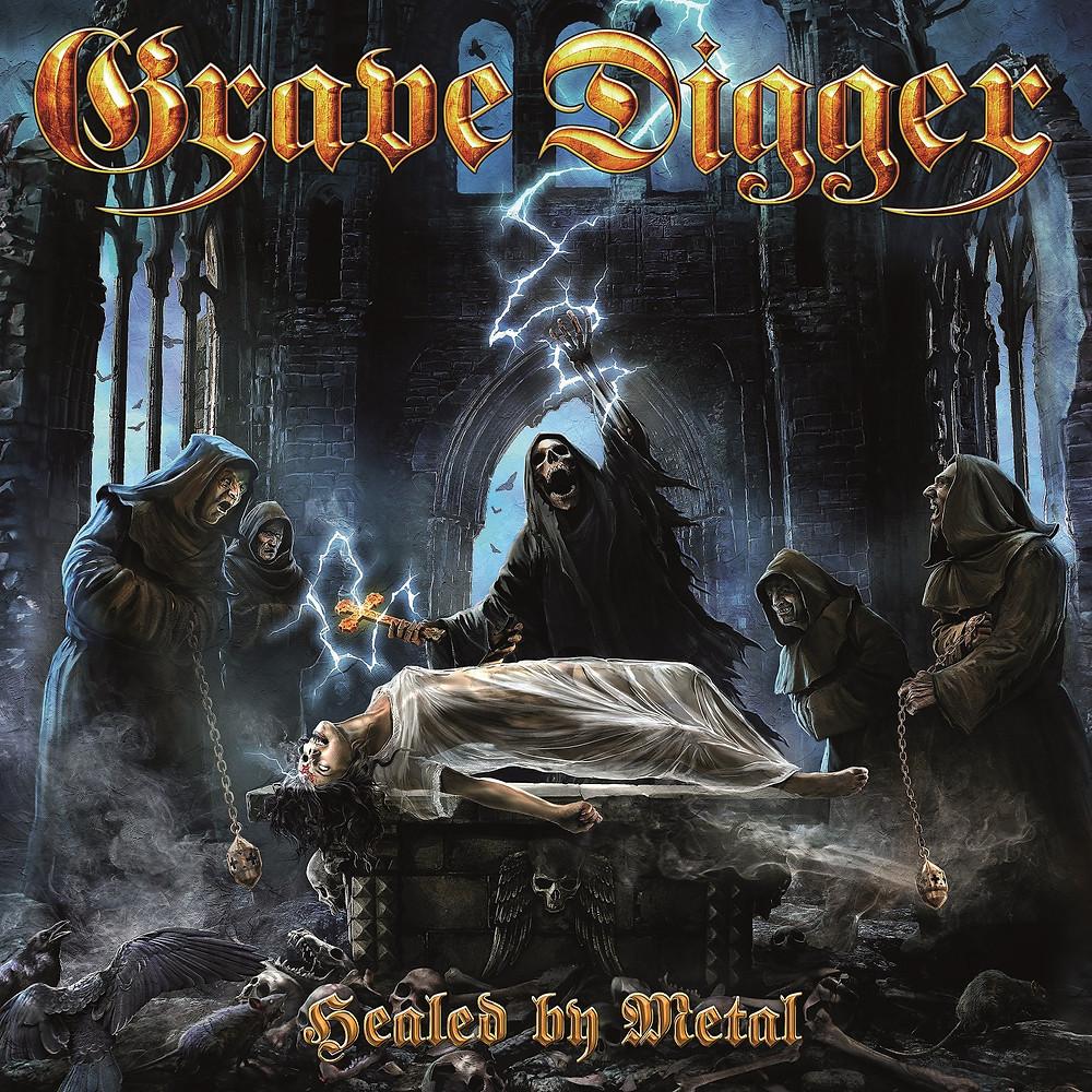 GraveDigger, Healed by Metal