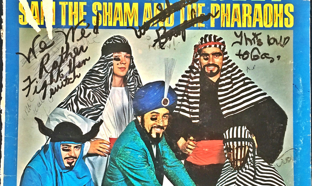 Wooly Bully, Sam the Sham and the Pharaohs