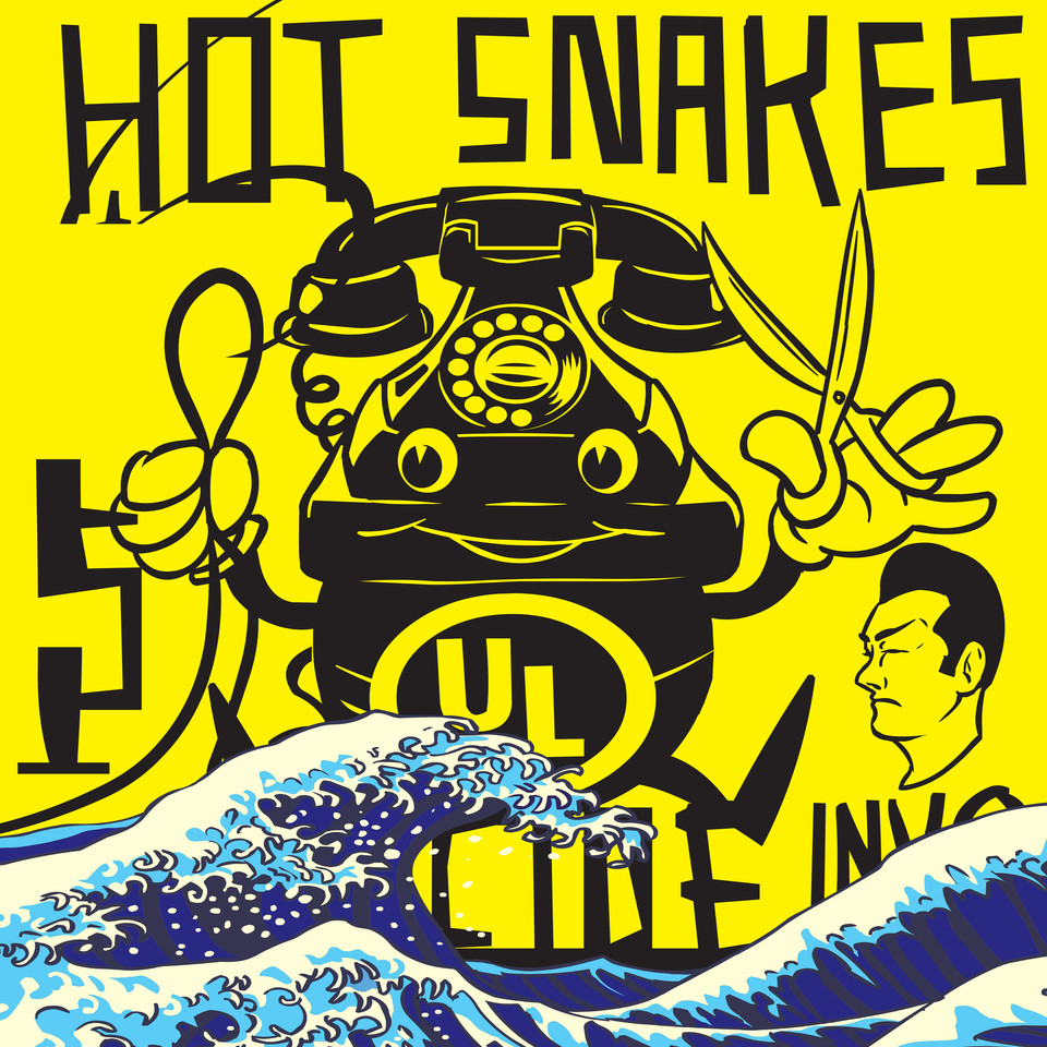 Hot Snakes, Suicide Invoice