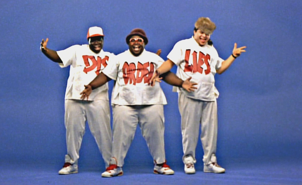 The Fat Boys, Disorderlies