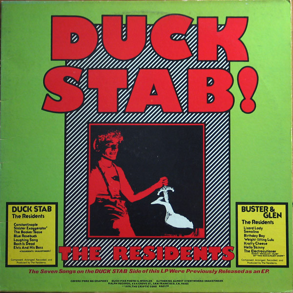 The Residents, Duck Stab and Buster & Glen