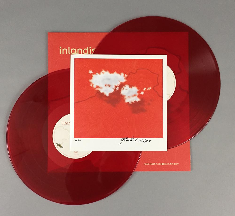 Inlandish vinyl