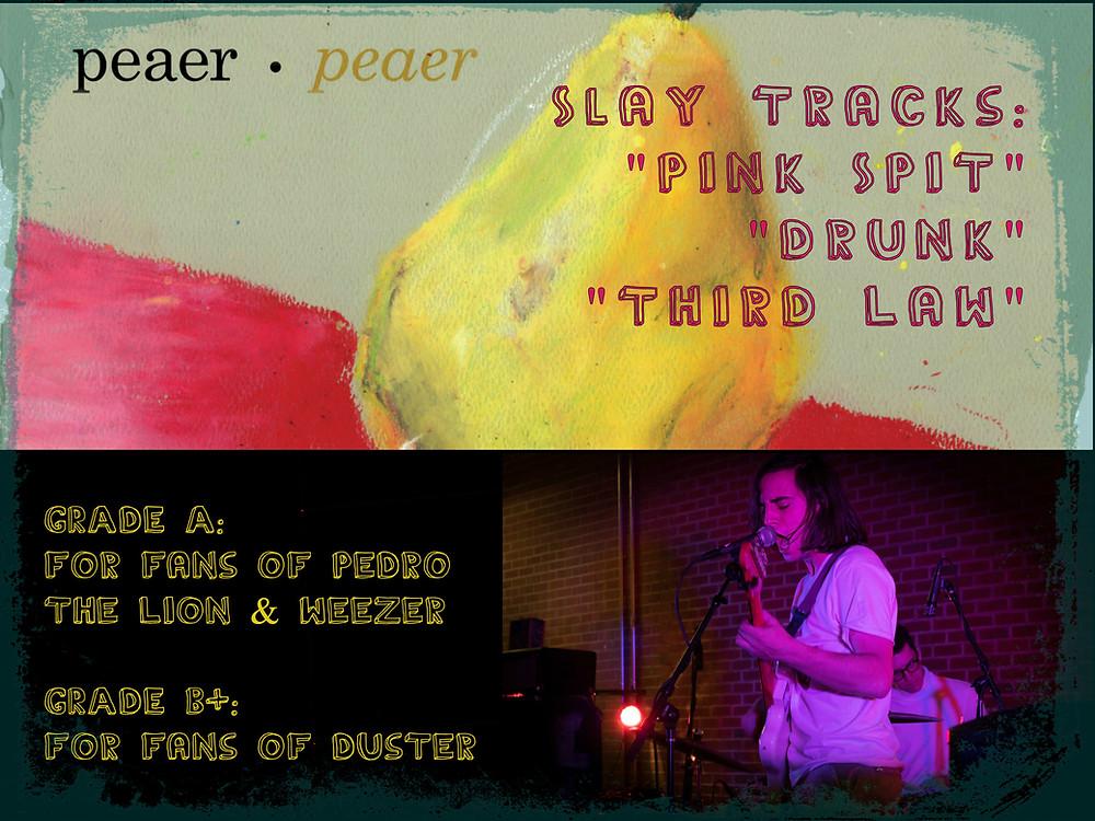 The Sleeper: Peaer, Peaer