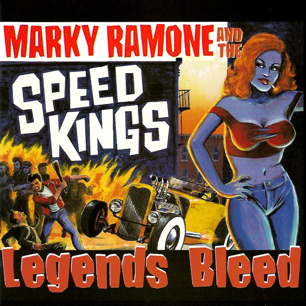 Marky Ramone and the Speedkings, Legends Bleed