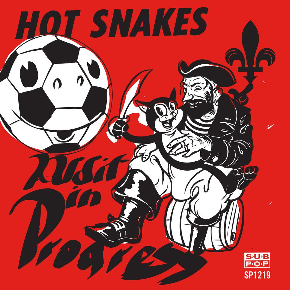 Hot Snakes, Audit In Progress