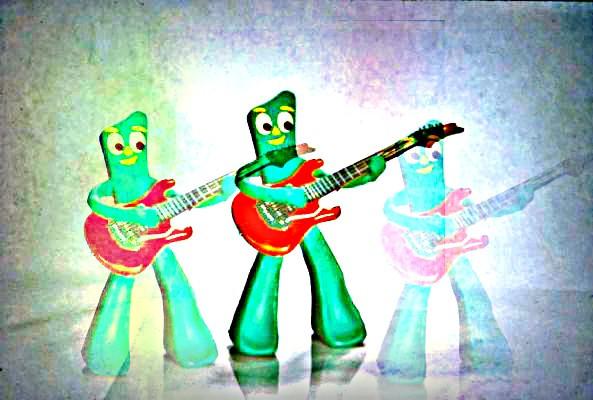 Gumby Rocks