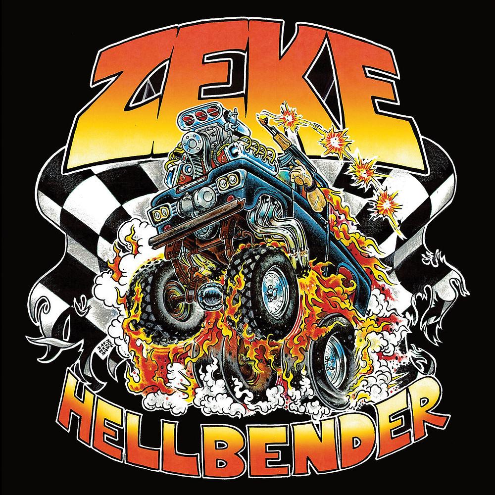 Zeke, Hellbender