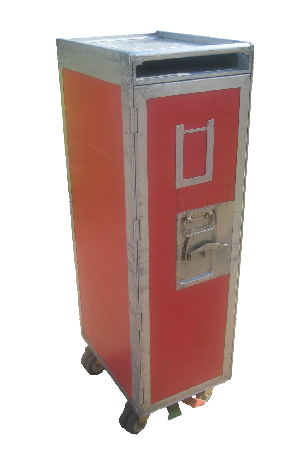 Standard Red Cart ( + 7 drawers or shelves )