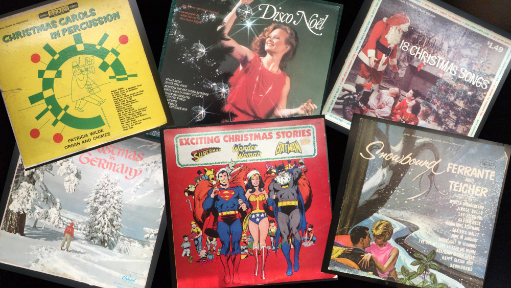 Special Holiday Record Blowout