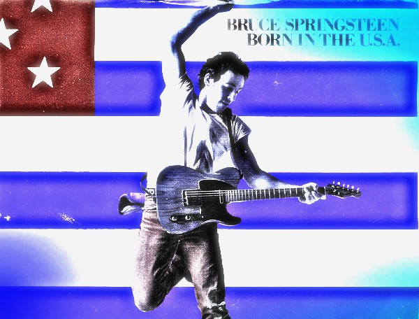Bruce Springsteen, Born In The U.S.A.