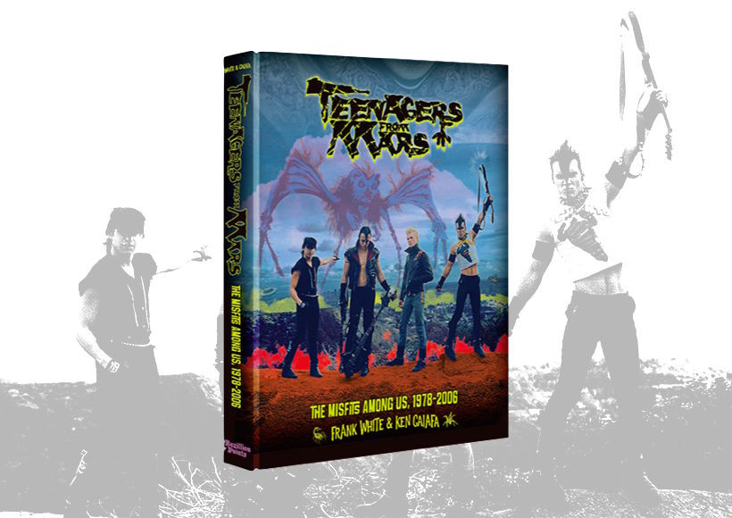 Teenager From Mars, The Misfits Among Us, 1978-2006