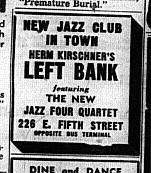 The New Jazz Four Quartet