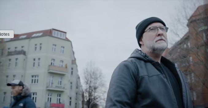 Bob Mould in Berlin