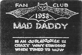 Mad Daddy Fan Club