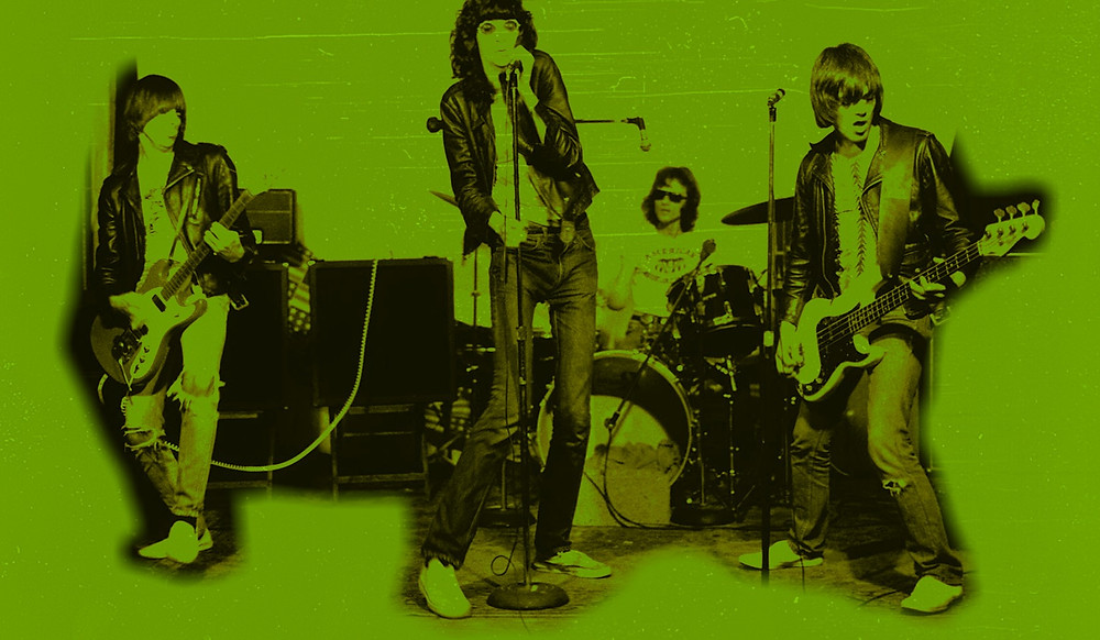 A Field Guide to the Side and Solo Projects of the Ramones