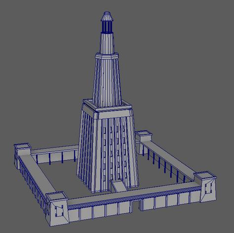 3-D Modelling