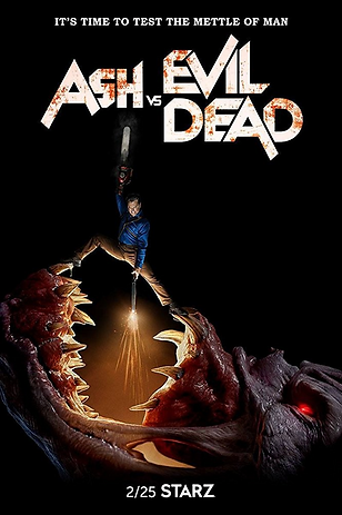 Ash vs Evil Dead - Official Poster 2.png