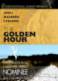 The Golden Hour - Official Poster (Emmy