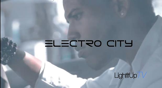 Kelvin Taylor - Electro City 1 (2021).pn