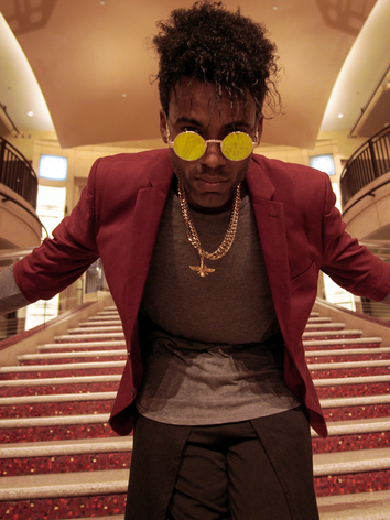 Kelvin Taylor (actor) - The Chinese Theater 1.png