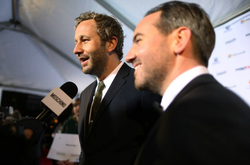 Comedy Nominees Chris O'Dowd & Nick Vincent Murphy (Moone Boy)