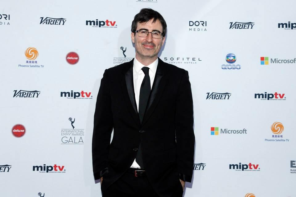 John Oliver, Host
