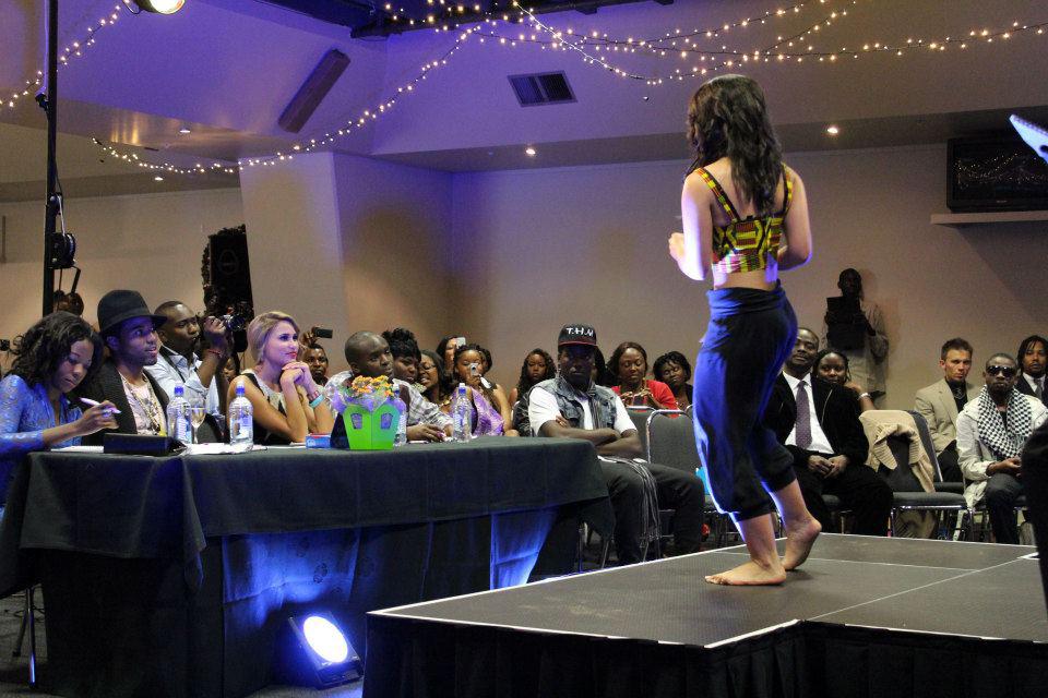 Kelvin Taylor - Miss Africa Auckland2