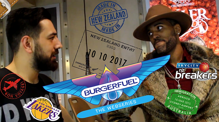 Kelvin Taylor - BurgerFuel THE WEBSERIES