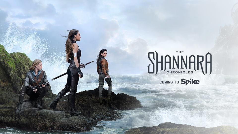 Kelvin Taylor on SPIKE TV's The Shannara Chronicles, Season 2 TV Series