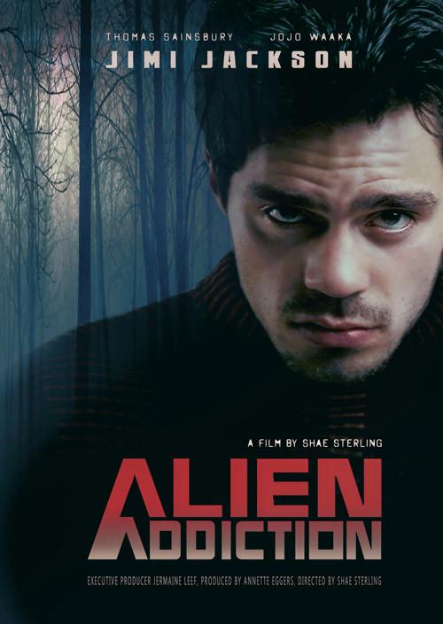 "Kelvin Taylor in ""Alien Addiction"" Movie starring YouTube Star Jimi Jackson."