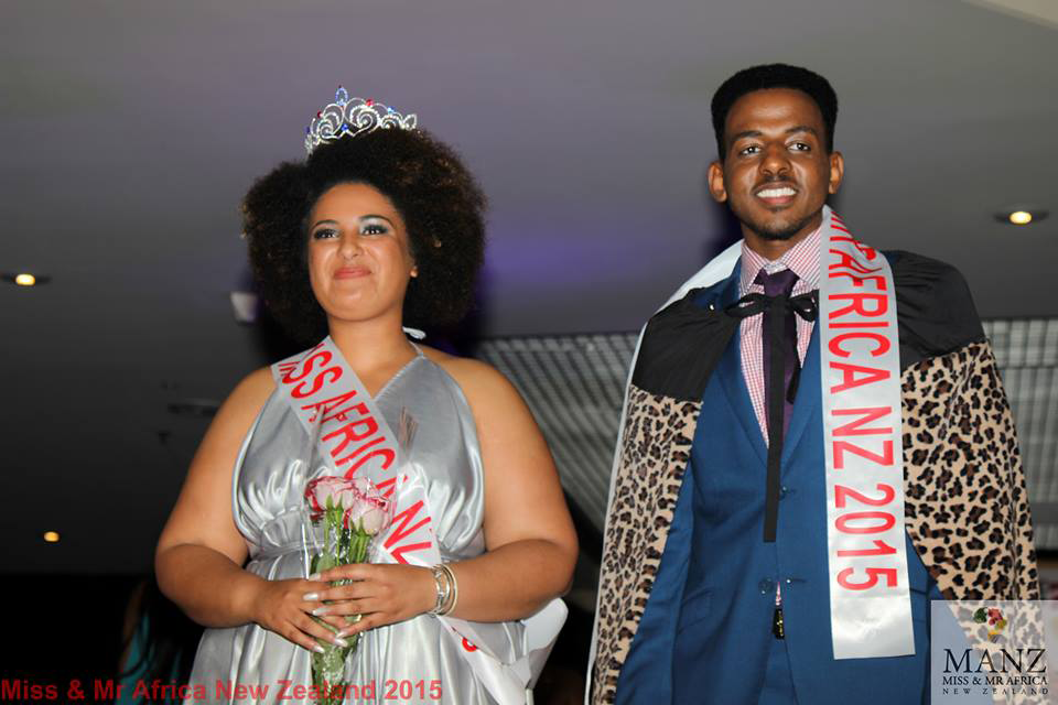 Kelvin Taylor - Mr and Ms Africa New Zea
