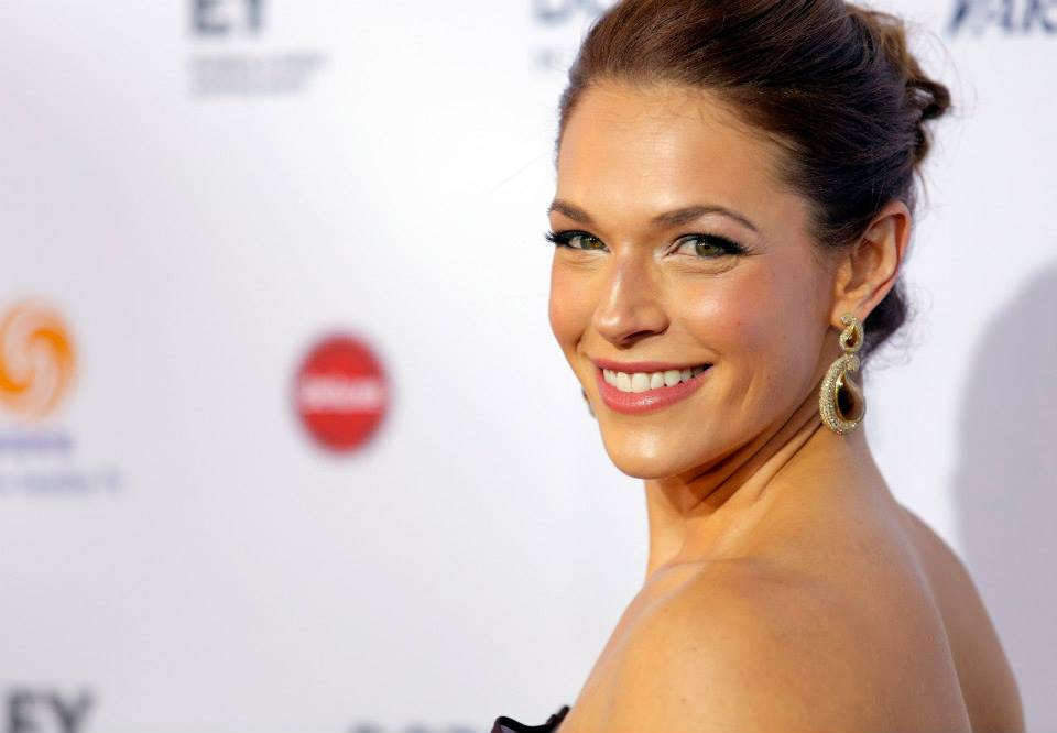 Amanda Righetti of The Mentalist