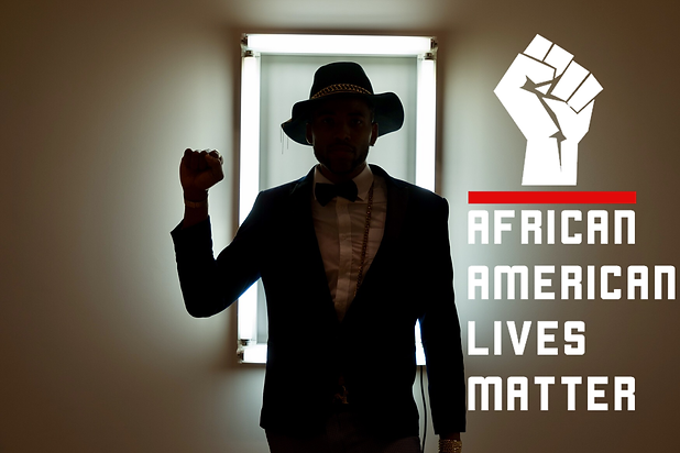 Kelvin Taylor - African American Lives M
