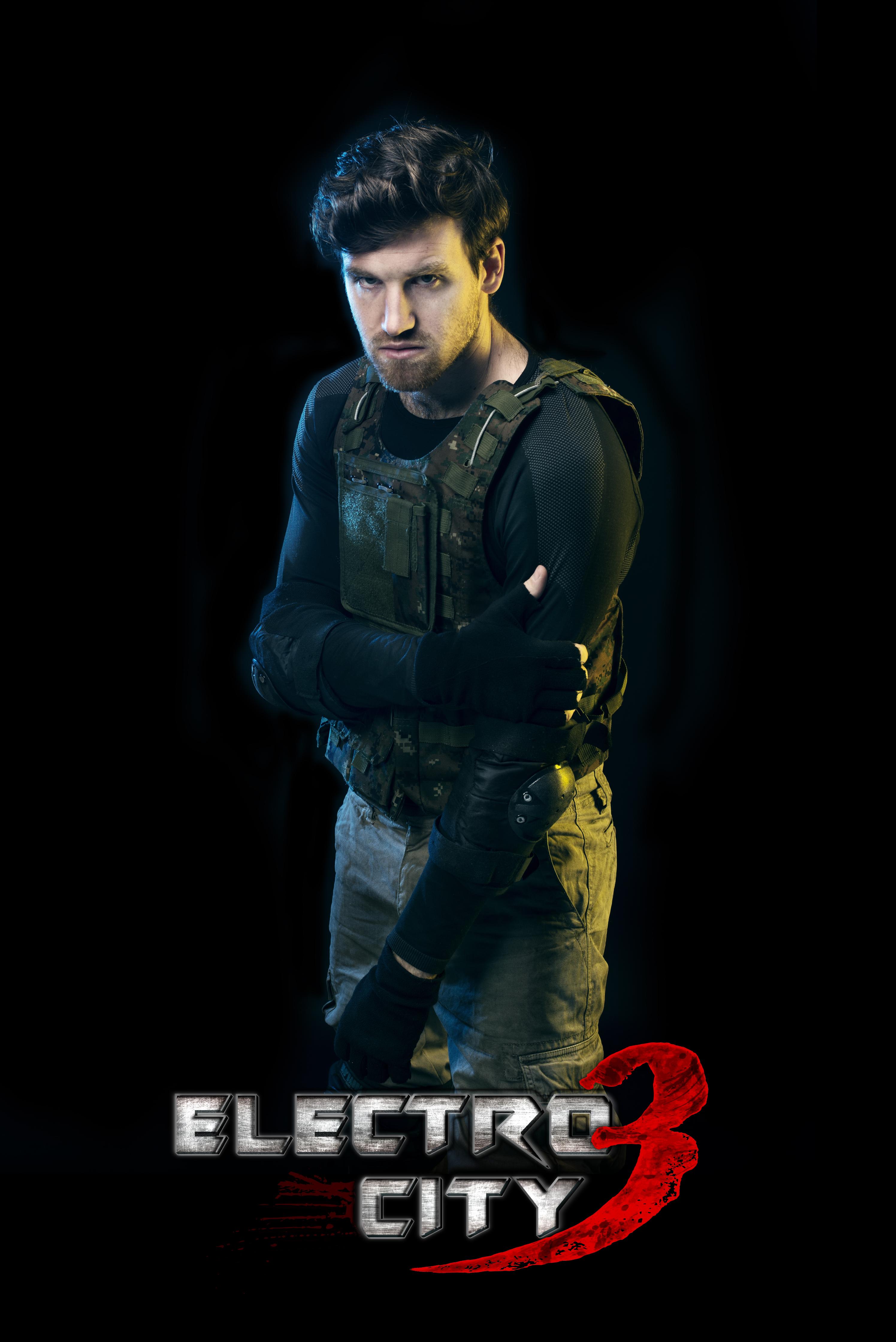 Electro City 3 - Eric