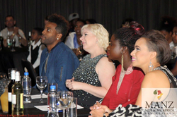 Kelvin Taylor as Guest Celebrity Judge at Mr and Miss Africa New Zealand (2015)
