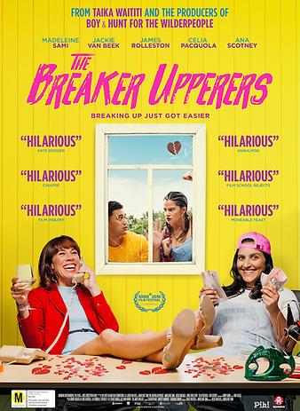 Kelvin Taylor - The Breaker Upperers