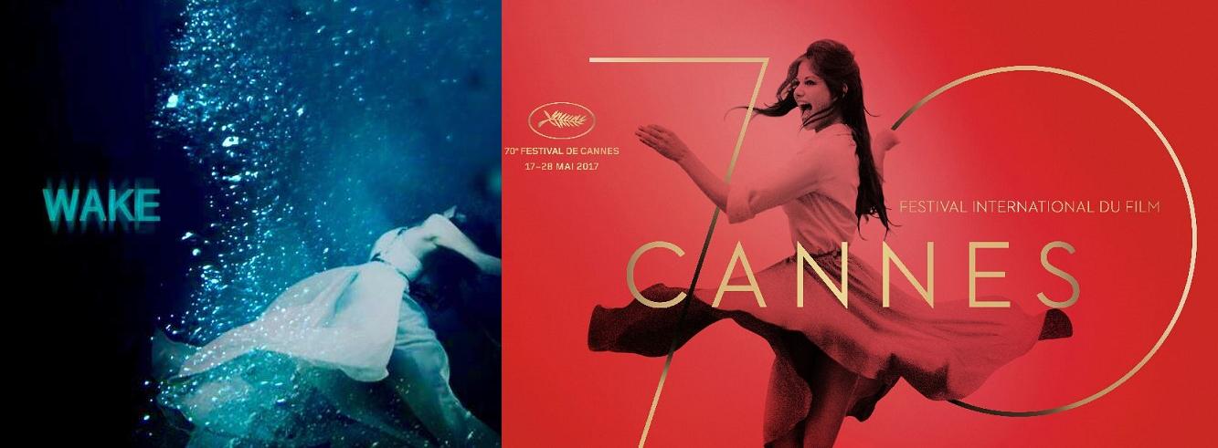 Wake (Cannes Film Festival Banner)
